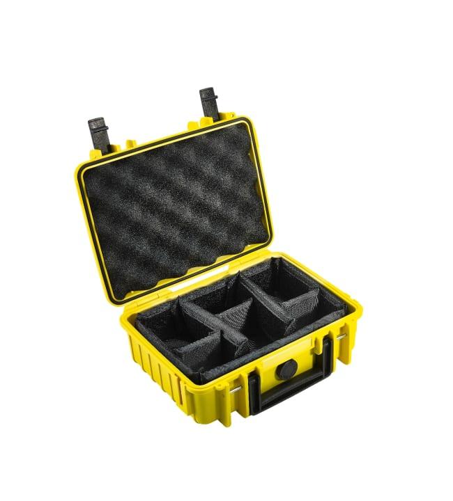 B&W Type 1000 (divider) kameralaukku