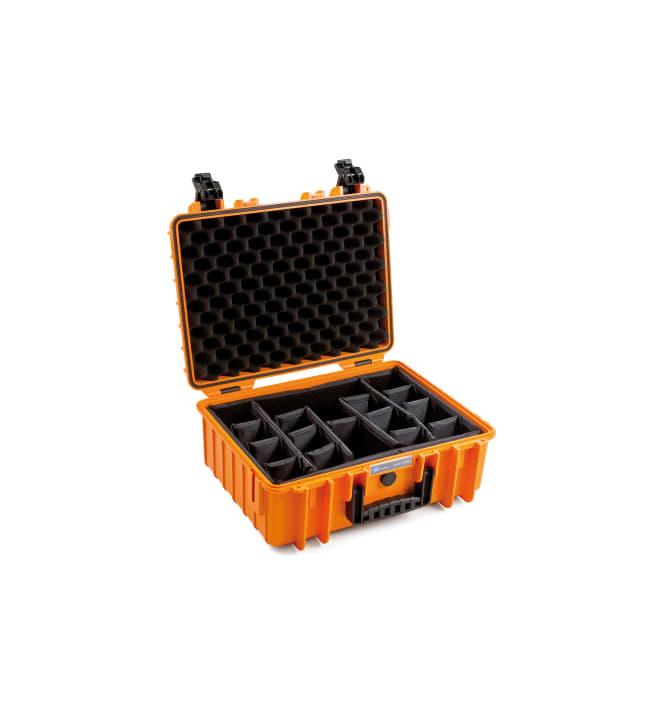 B&W Type 5000 (divider) suojalaukku