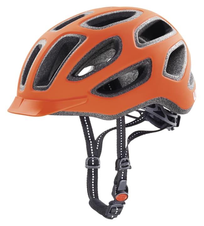 Uvex City E pyöräilykypärä