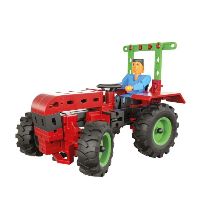 Fischertechnik Advanced Tractors rakennussetti