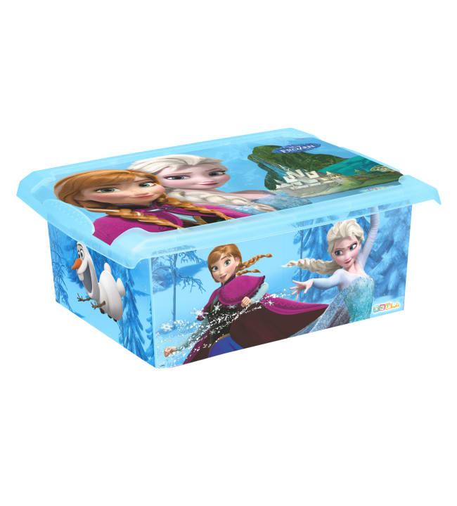Frozen säilytyslaatikko 10 l kannella
