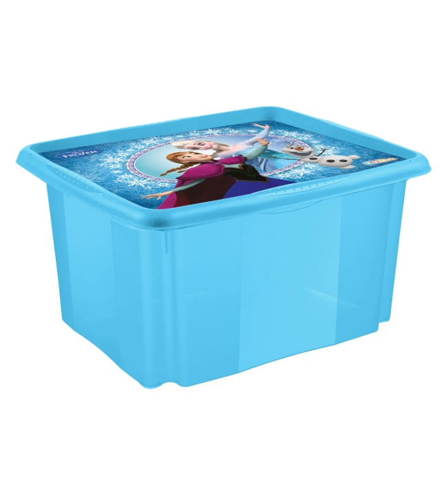Frozen säilytyslaatikko 24 l kannella
