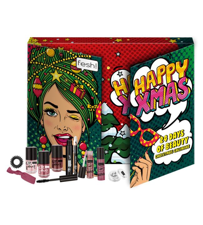 Fesh! Beauty Advent kosmetiikkajoulukalenteri