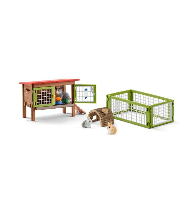 Schleich Farm World 42420 Kaninkoppi
