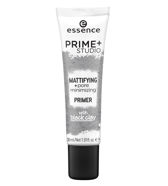 Essence Prime+ Studio Mattifying 30 ml pohjustusvoide