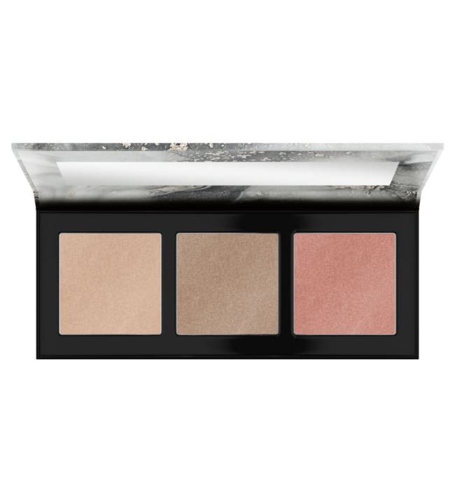 Catrice Luminice Highlight & Bronze Glow Palette korostusväri