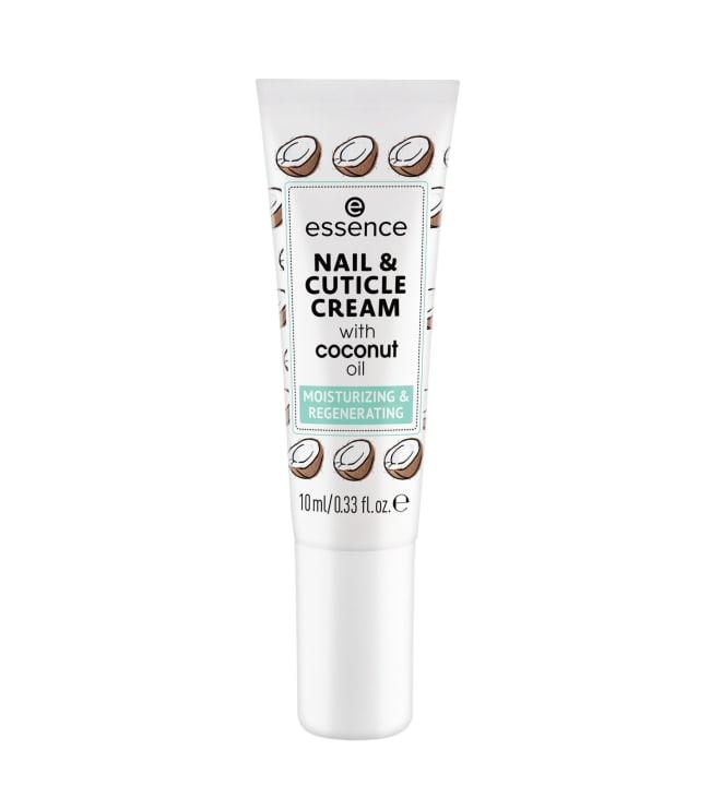 Essence Nail & Cuticle Cream 10 ml kynsi- ja kynsinauhavoide