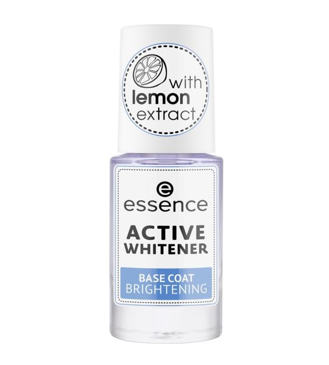 Essence Active Whitener Base Coat 8 ml aluslakka