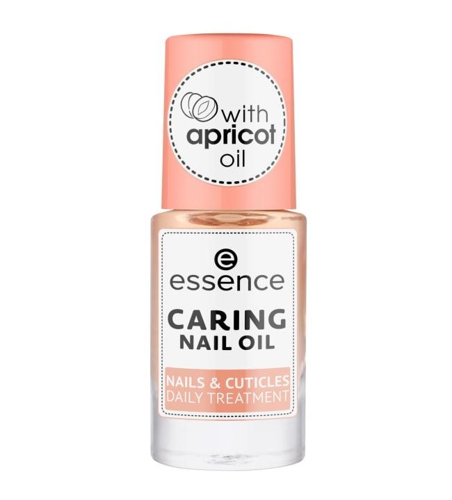 Essence Nails & Cuticles Daily Treatment 8 ml hoitava kynsiöljy