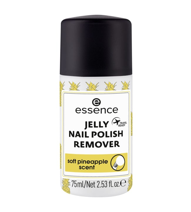 Essence Jelly Soft PIneapple 75 ml kynsilakanpoistoaine