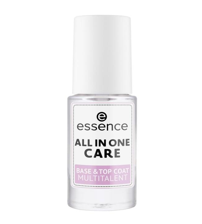 Essence All In One Care 8 ml aluslakka&päällyslakka