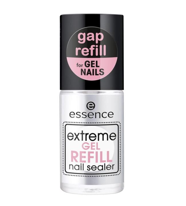 Essence Extreme Gel Refill Nail Sealer 8 ml korjaava lakka