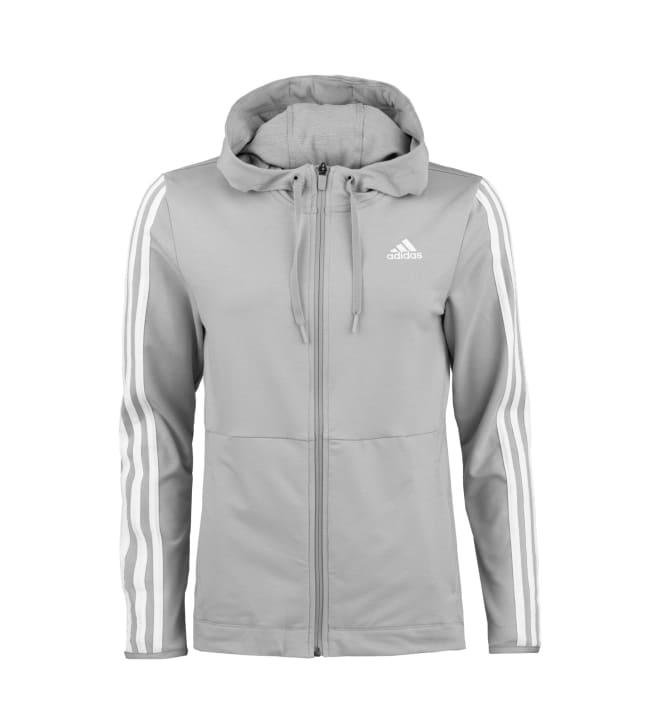 Adidas 3-Stipes naisten huppari