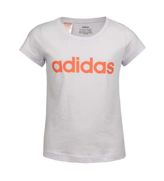 Adidas Essentials Linear tyttöjen t-paita
