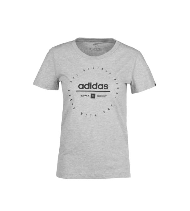 Adidas Clock Graphic naisten t-paita