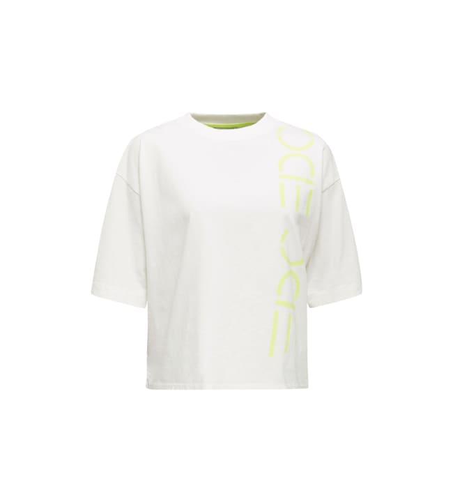 Edc Red Label naisten t-paita
