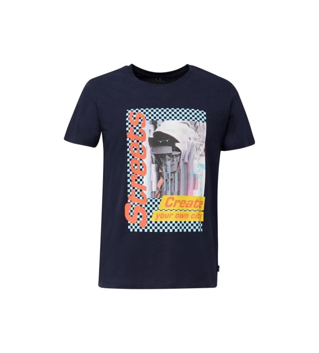 Edc miesten t-paita