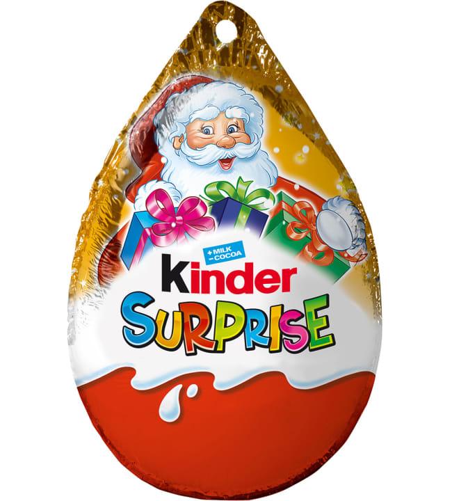 Kinder 20 g Jouluyllätys-suklaamuna