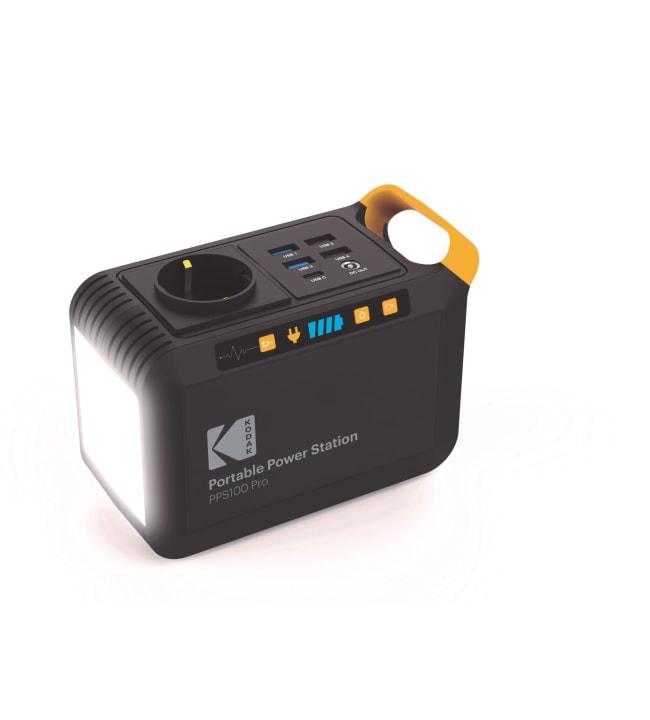 Kodak PPS100 Pro kannettava latausasema