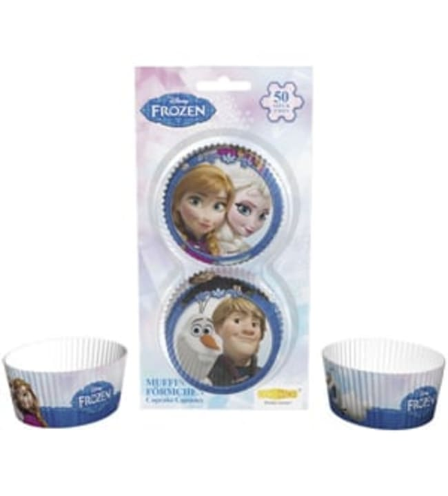 Frozen muffinssivuoka 50kpl/pkt