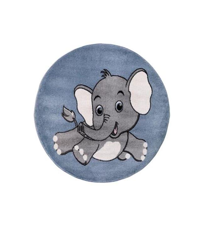 K/M Candy Elephant matto