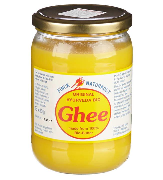 "Original Ghee 480 g voiöljy ""kirkastettu voi"""