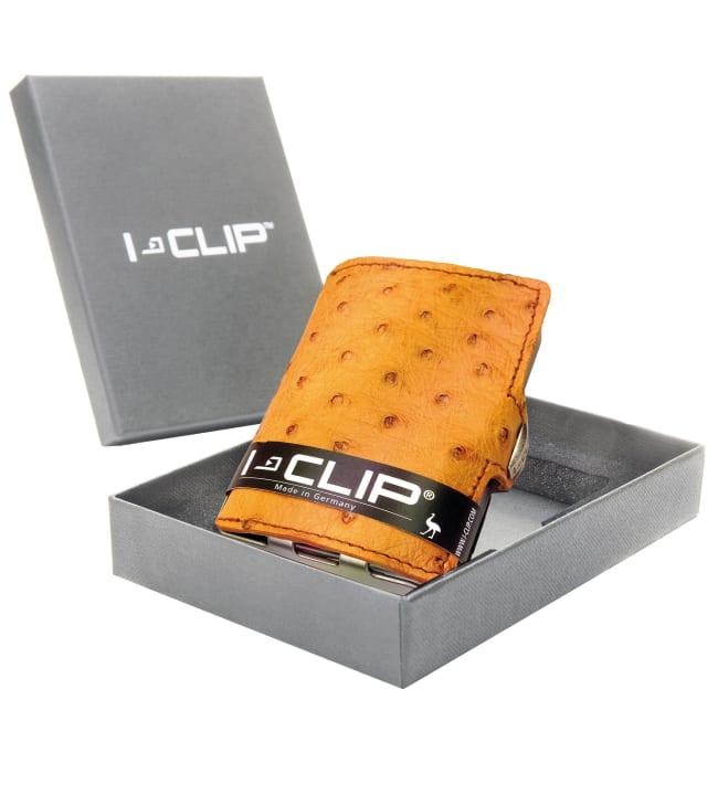 I-Clip 13913 Business Buff korttikotelo