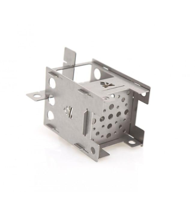 Bushcraft Essentials EDCBox taskukokoinen risukeitin