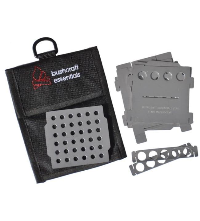 Bushcraft Essentials Bushbox Kit risukeitinsetti