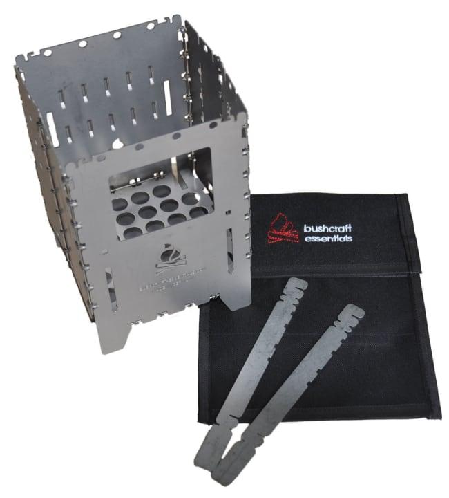 Bushcraft Essentials Bushbox XL Titanium risukeitin