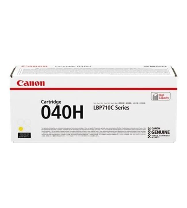 Canon 040 H keltainen värikasetti