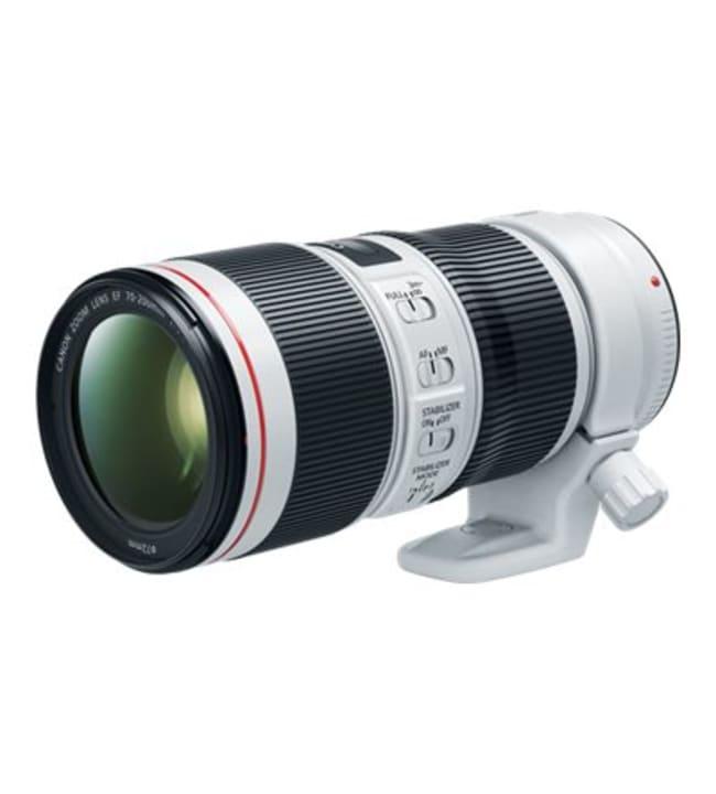 Canon EF 70 mm-200 mm f/4.0 L IS II USM objektiivi