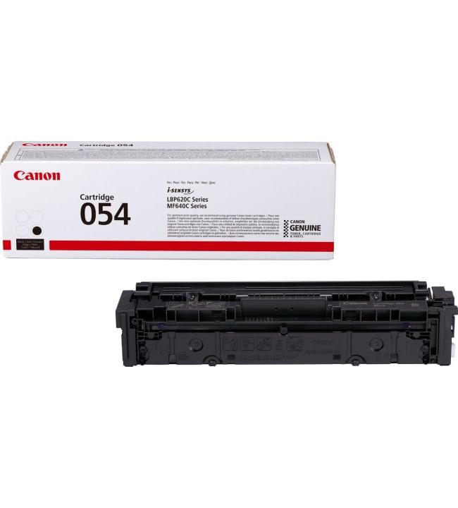 Canon 054 musta värikasetti