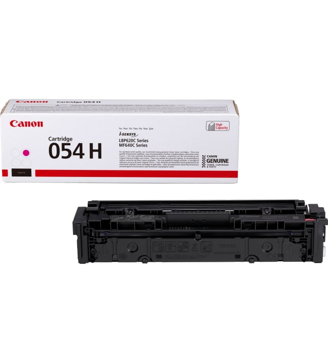 Canon 054 H magenta värikasetti