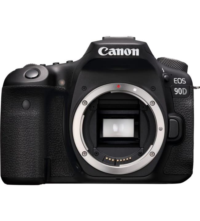 Canon EOS 90D järjestelmäkameran runko