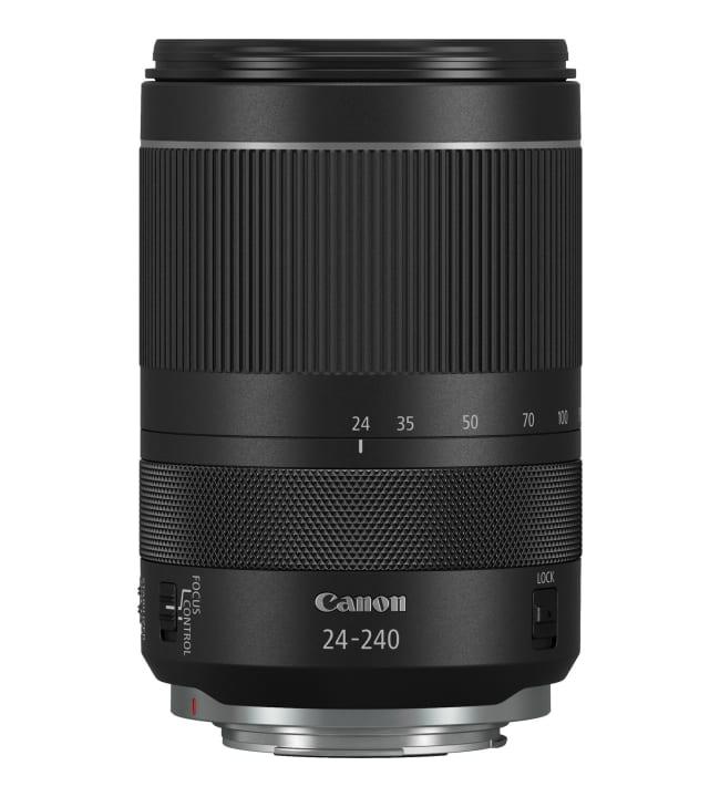 Canon RF 24-240mm f/4-6.3 IS USM objektiivi