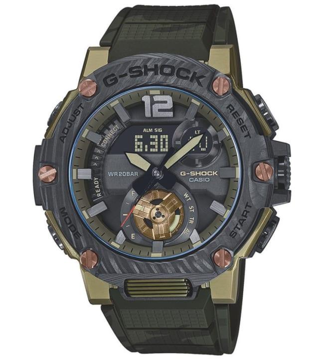 Casio G-Shock GST-B300XB-1A3ER miesten rannekello