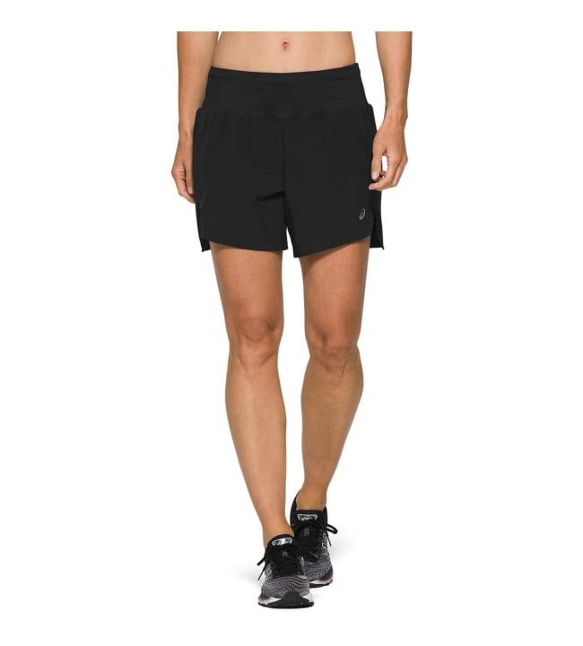 Asics Road 5.5 In Short naisten juoksushortsit