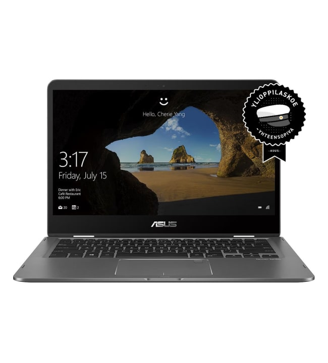 "Asus ZenBook Flip UX461UA-E1012T 14"" kannettava tietokone"