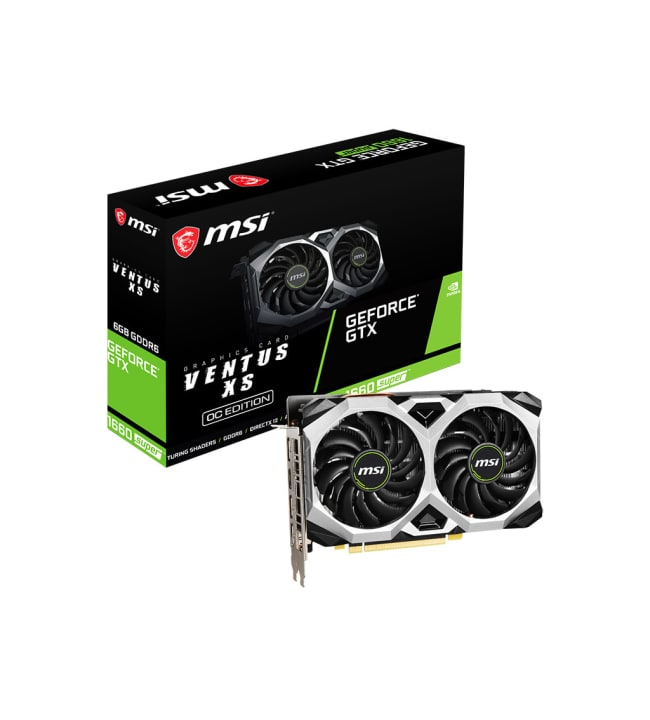 MSI GeForce GTX 1660 Super Ventus XS OC 6GB näytönohjain