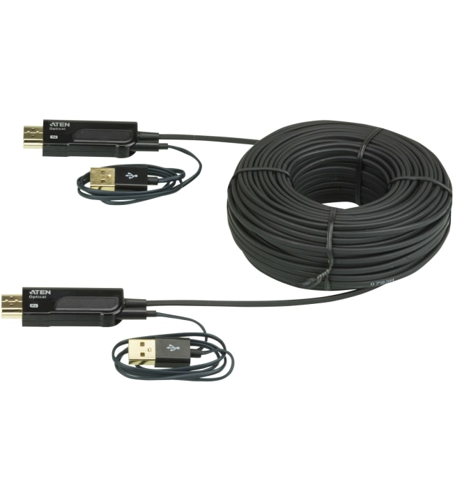 ATEN VE873-AT 30m aktiivinen optinen HDMI kaapeli