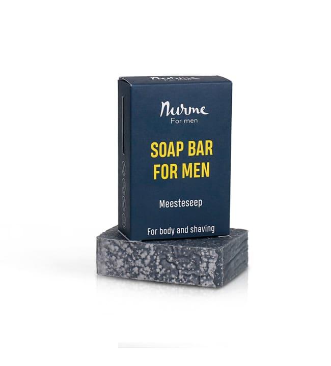 Nurme Soap Bar for Men 100 g miehille palasaippua