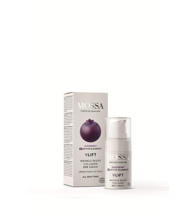 Mossa V Lift Collagen Eye Cream 15 ml silmänympärysvoide