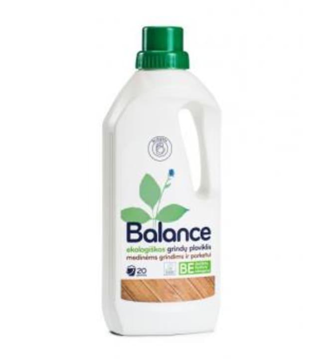 Balance 800 ml lattianpesuaine puu- ja parkettilattioille