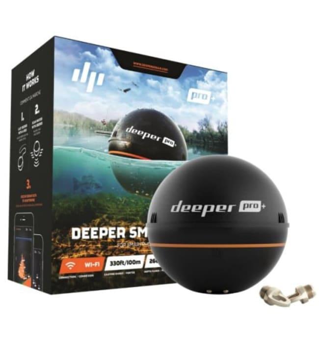 Deeper Sonar Pro+ langaton kaikuluotain