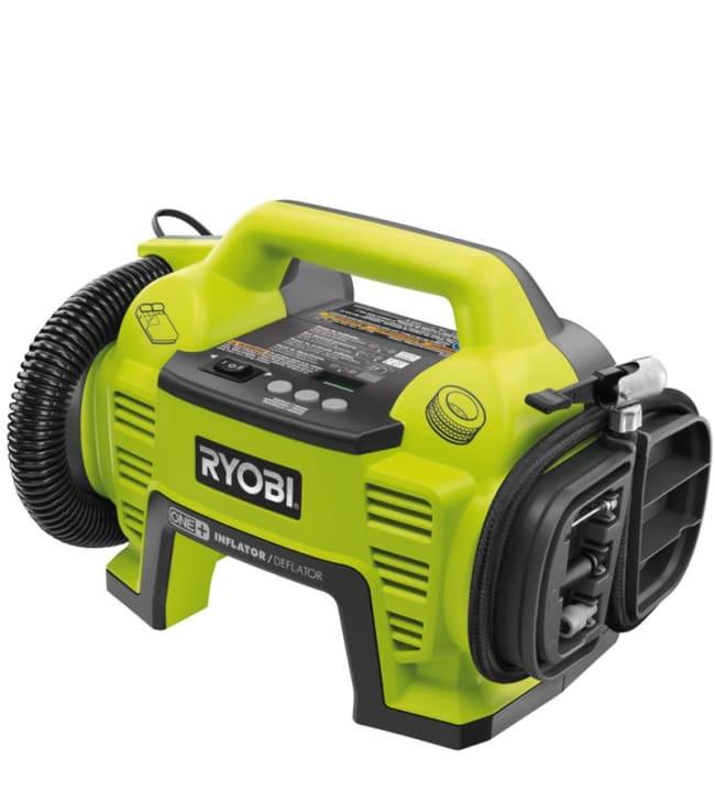 Ryobi One+ R18I-0 18V akkuminikompressori runko