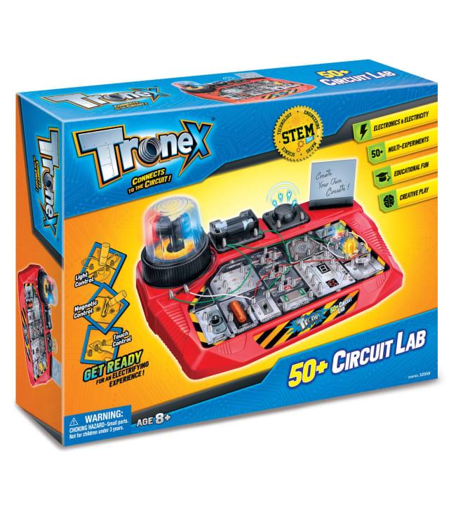 TroneX 50+ Circuit Lab rakennussarja
