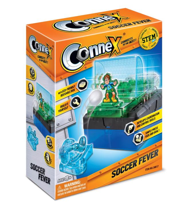 ConneX Soccer Fever maalivahti rakennussarja