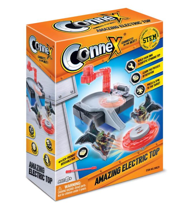 ConneX Amazing Electric Top hyrrän laukaisualusta rakennussarja