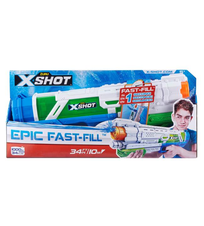 X-Shot Water Epic Fast-Fill vesipyssy